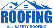all safety roofing logo
